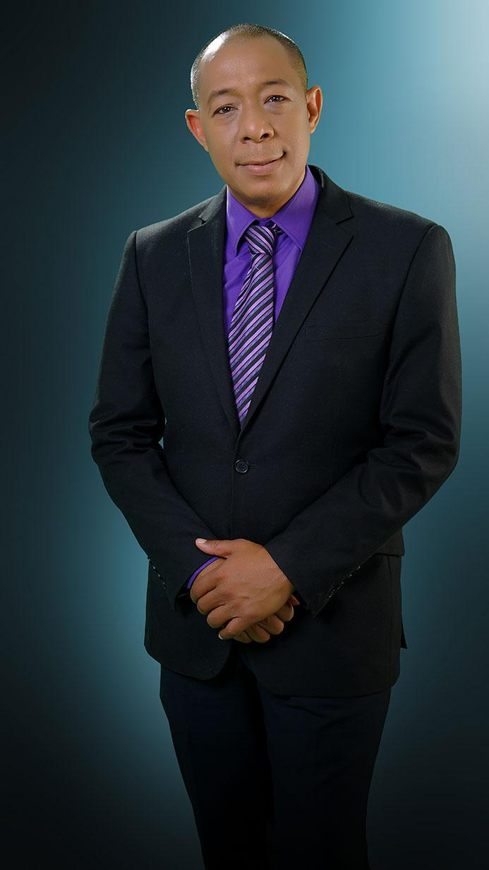 Richard Ragoobarsingh - Secretary